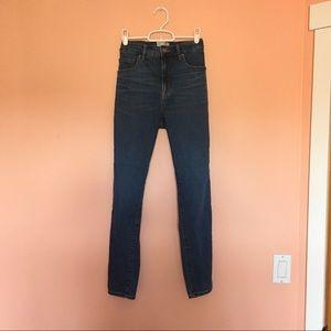 Everlane Curvy High Rise Skinny Jean